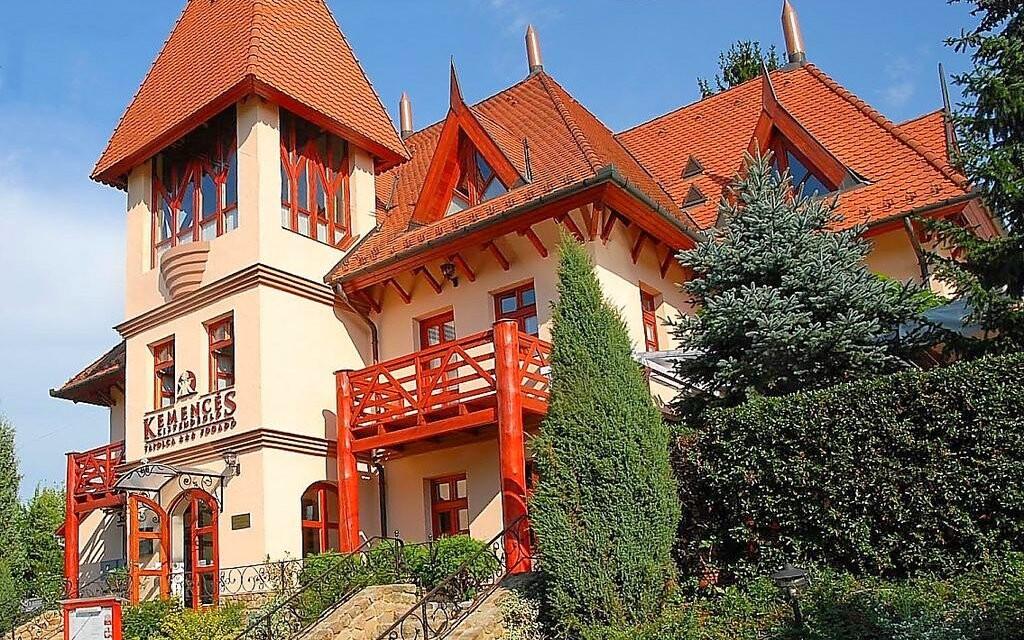 Penzion Tapolca Fogadó ***, Miskolc, Maďarsko