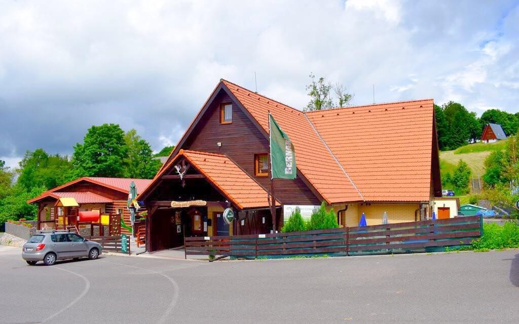 V penzionu Chata pod Sjezdovkou vás čeká rodinná pohoda