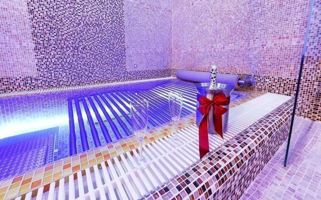 Oddýchnite si v privátnom hotelovom wellness
