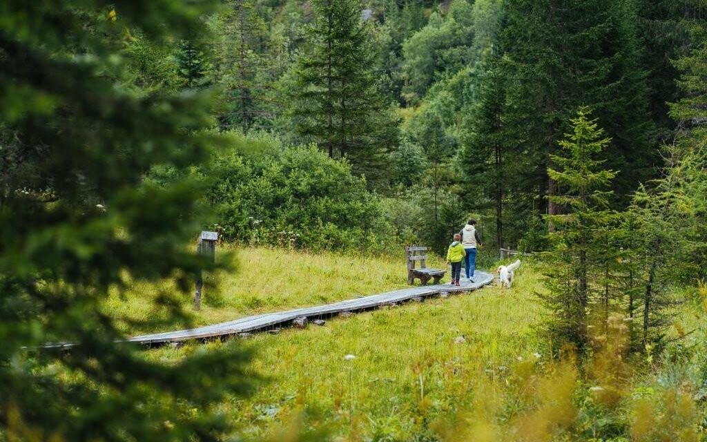 Projděte si turistické trasy ve Vysokých Taurách