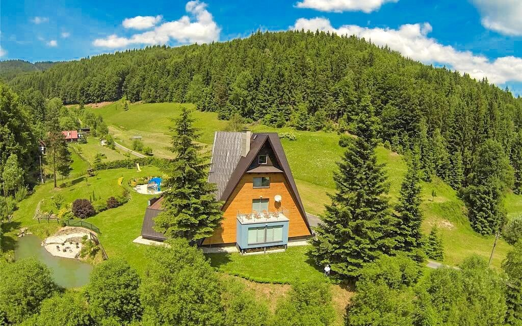 Vila Anna nabízí ubytování v CHKO Beskydy