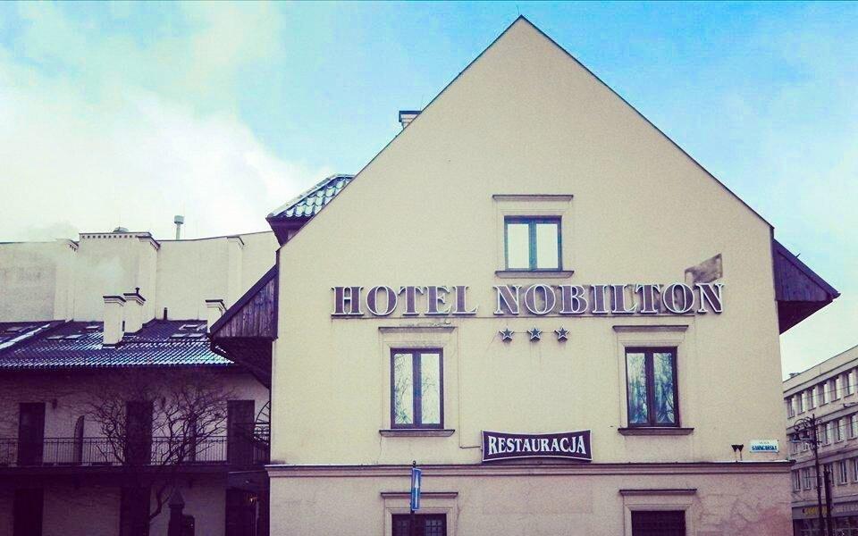 Hotel Nobilton *** stojí v centru města