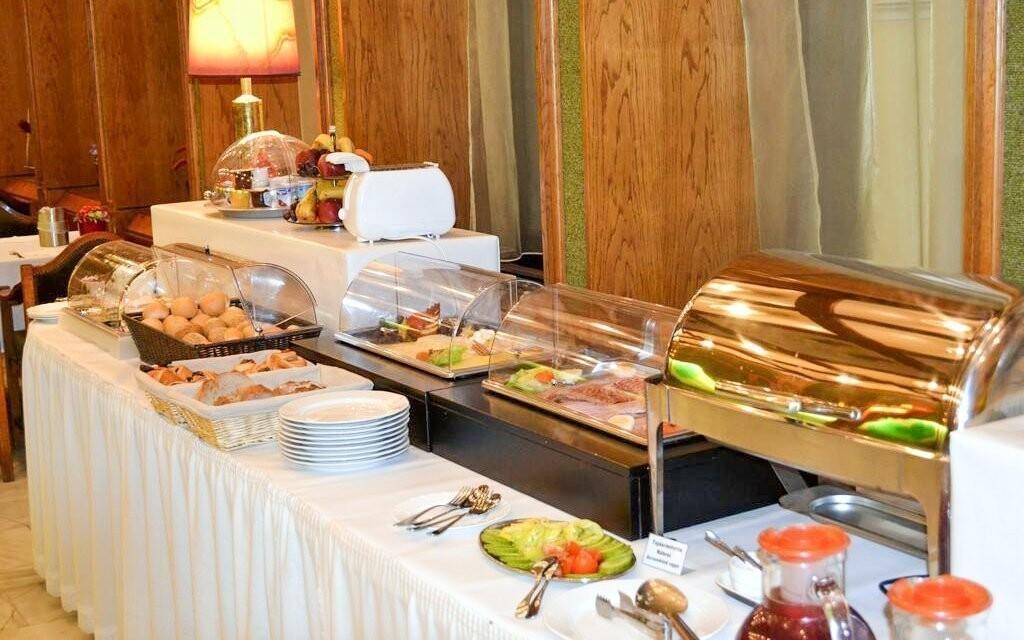 Snídaně si můžete vybrat dle své libosti