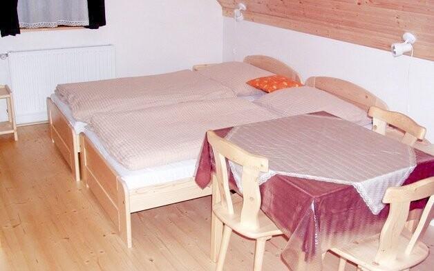 Ubytujte se v pokojích s možností přistýlky
