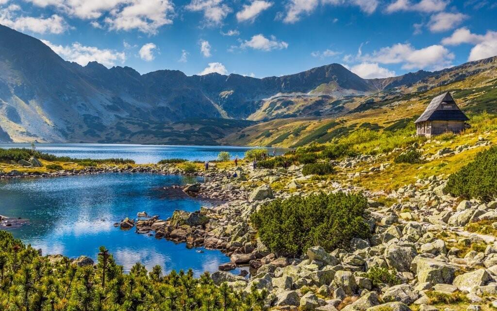 Vysoké Tatry skrývají hotové přírodní poklady