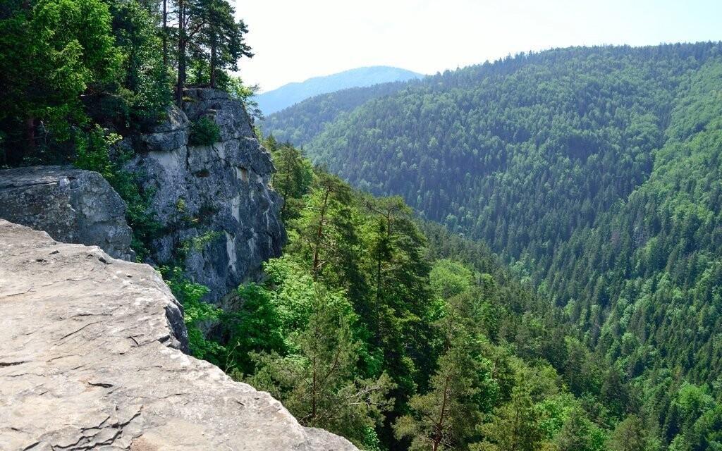 Slovenský ráj je krásný v každém ročním období