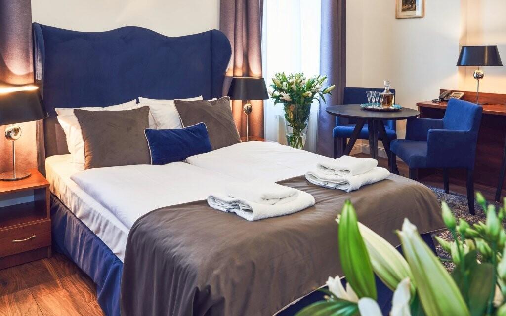 Ubytujte se v Krakově luxusně