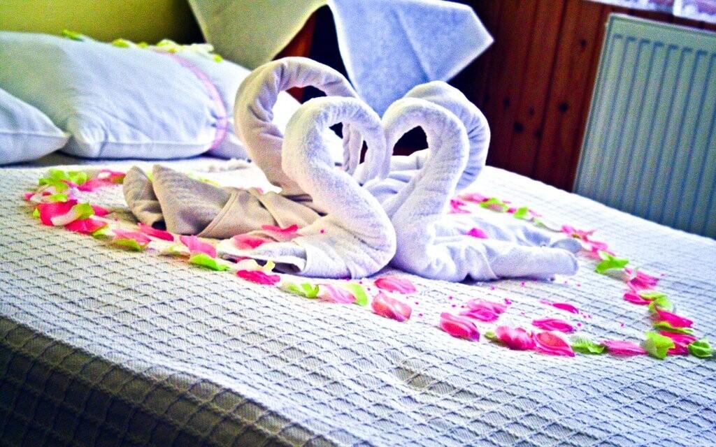 Hotel je pro romantický pobyt jako stvořený