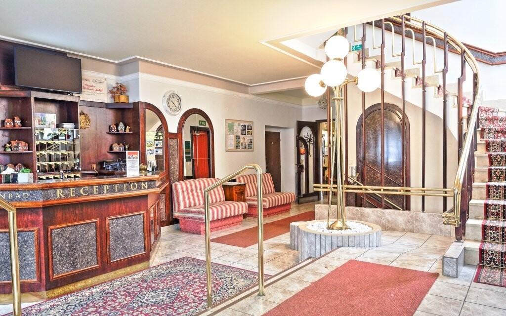 Luxusní interiéry hotelu