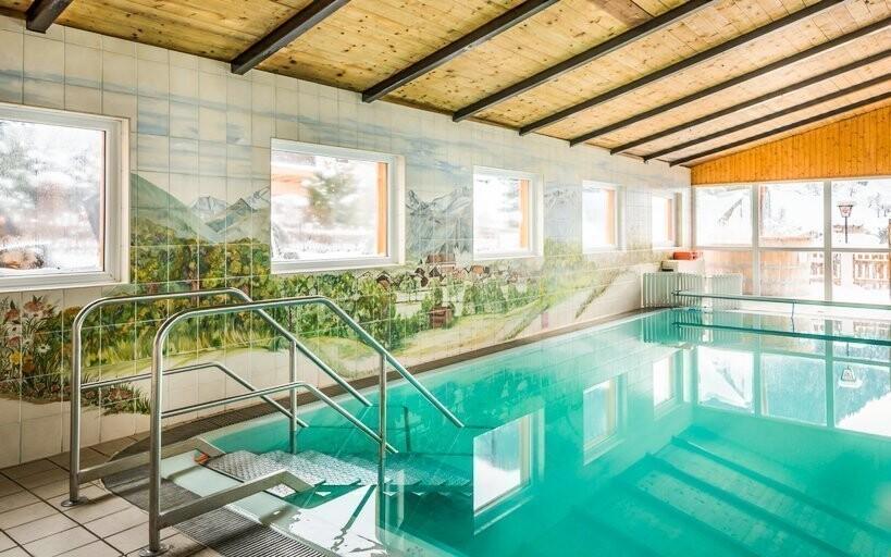 Užite si vstup do bazéna