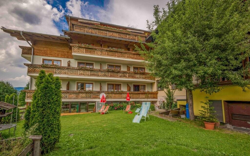 Užite si skvelé zážitky v hoteli Sonnhof ***