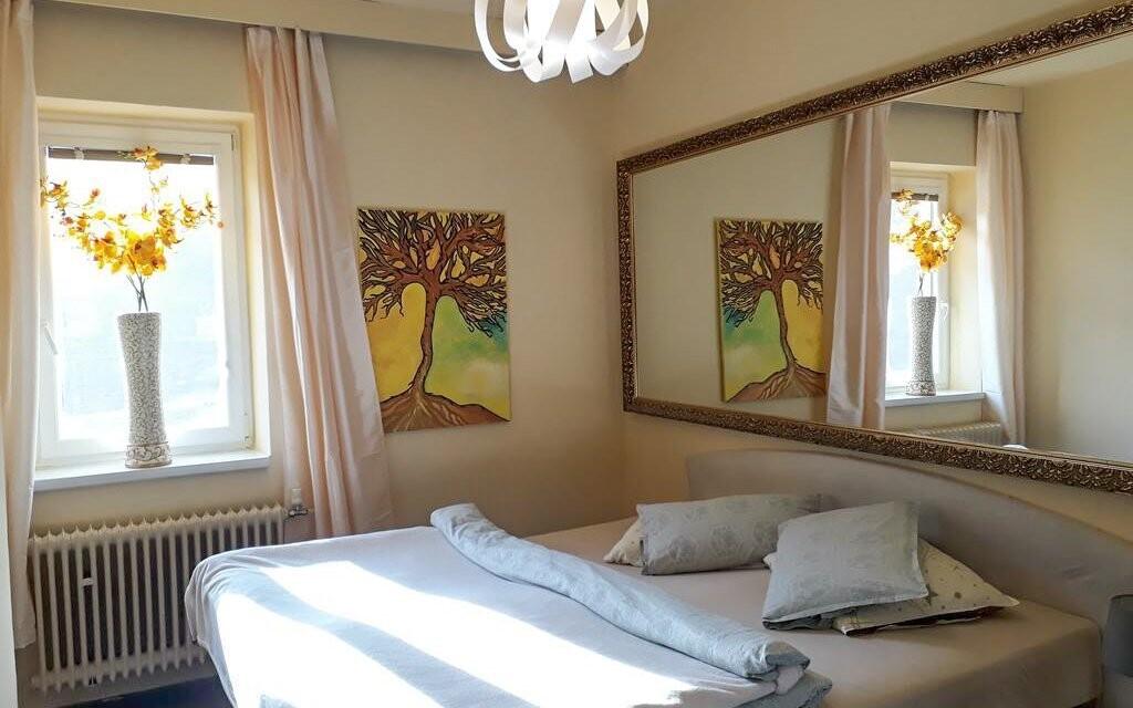 Pokoje jsou krásné, nové