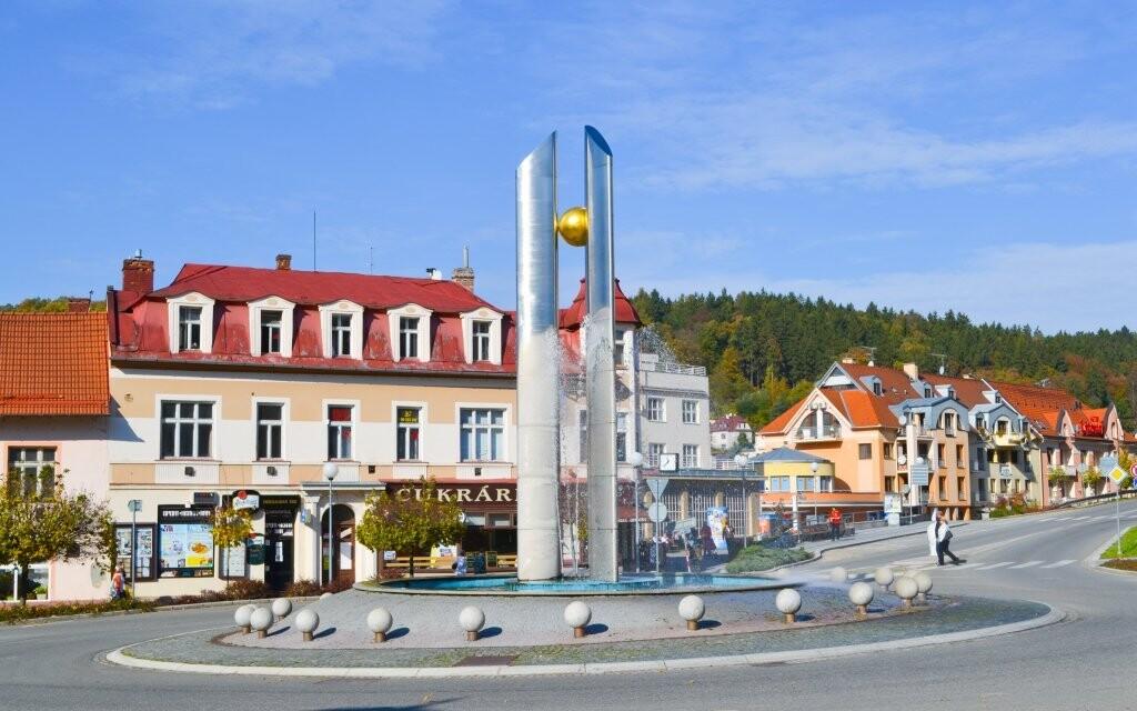 V Luhačoviciach je pekne v akékoľvek ročné obdobie