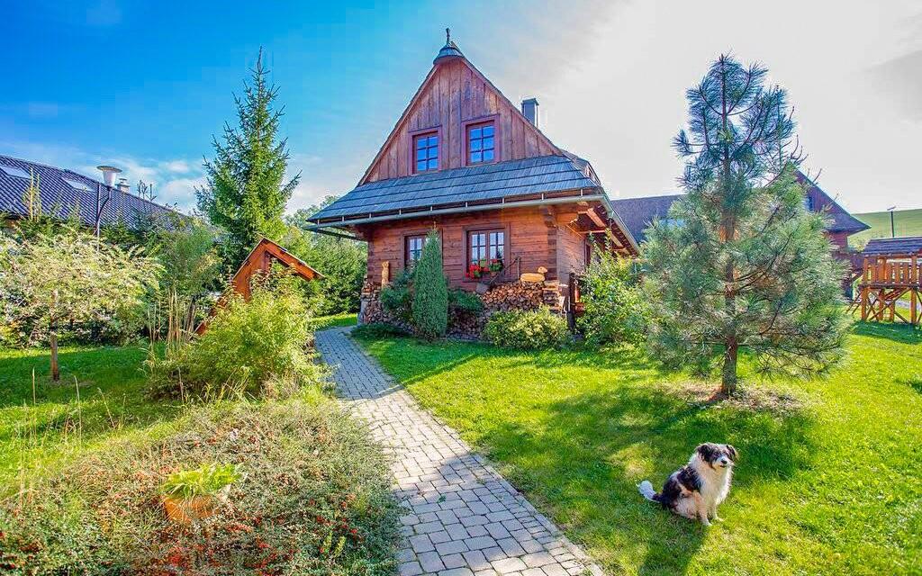 Rekreačné chalupy Liptov, ubytování pro rodiny, Slovensko