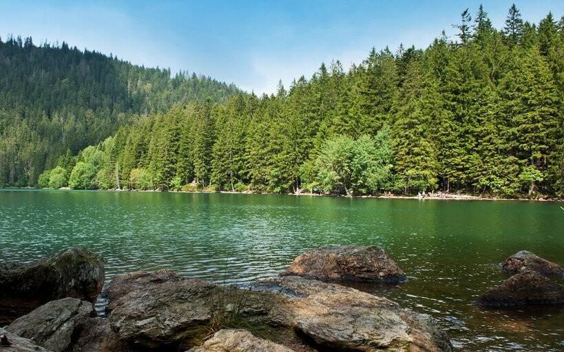 Šumava ukrývá spoustu nádherných míst
