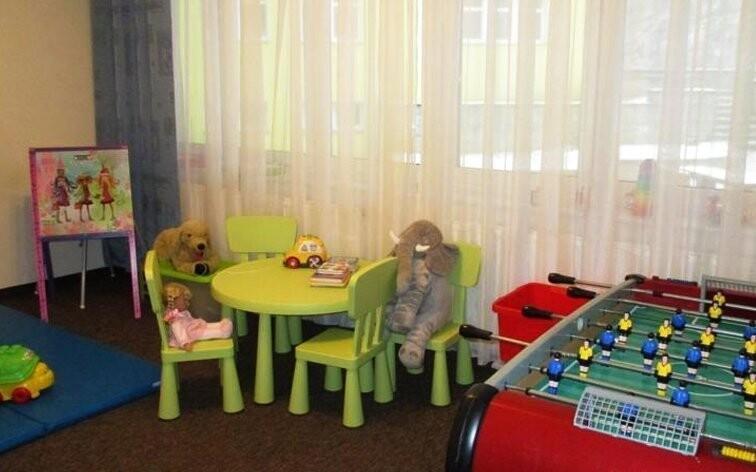 Vaše děti si vyhrají v herně