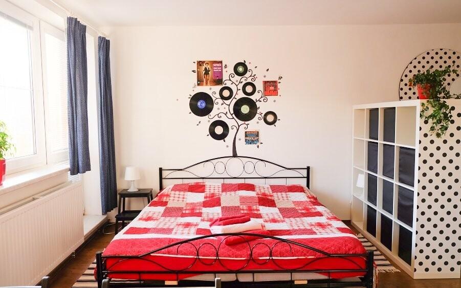 Rodinný penzion U Lupíků nabízí stylové pokoje a apartmány