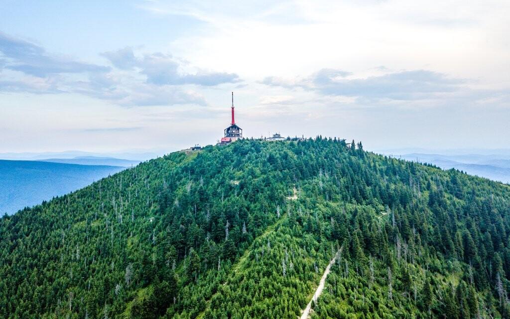 Turistika v Beskydoch, Lysá hora