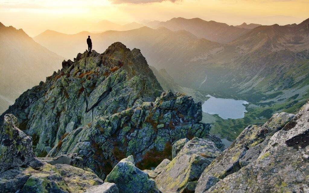 Těšte se na hory i jezera Vysokých Tater