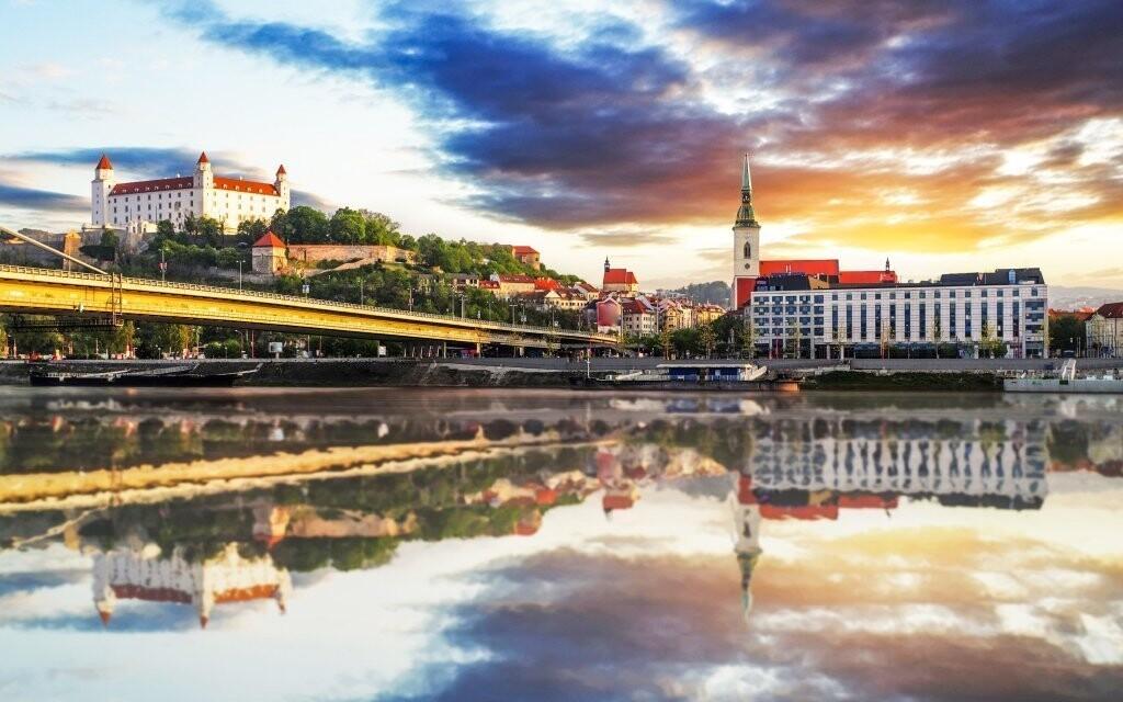 Užijte si všechny krásy Bratislavy