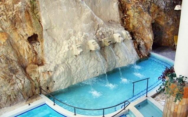 Zaplávajte si v príjemnej teplej vode
