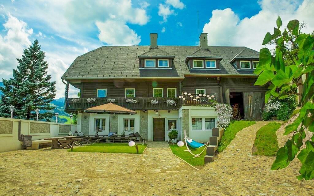 Ubytujte se ve slovenském penzionu Bertrand