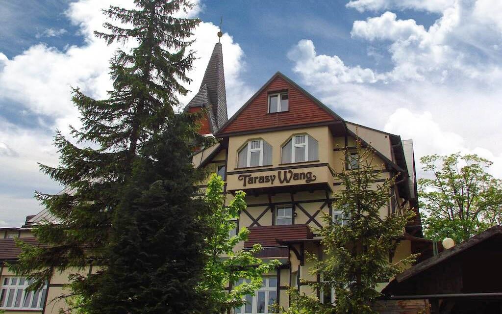 Hotel Tarasy Wang ***, Karpacz, poľské Krkonoše
