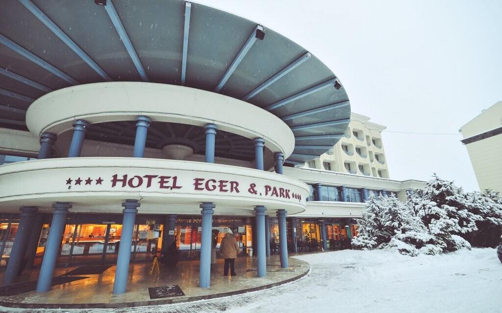 Užijte si dovolenou v hotelu Eger & Park ****