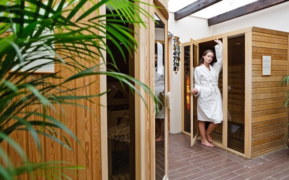 Vychutnejte si svět saun