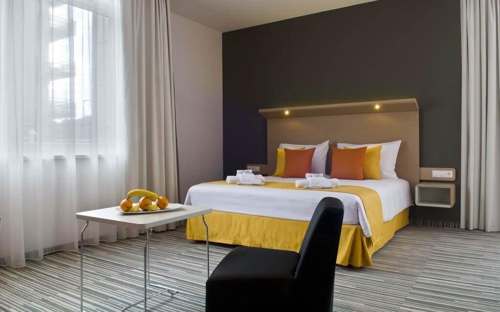 Dopřejte si pobyt v luxusním hotelu v Budapešti
