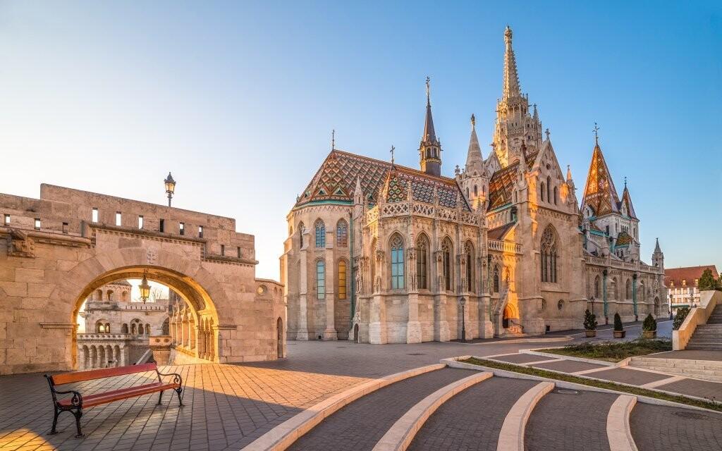 Projděte si krásnou Budapešť