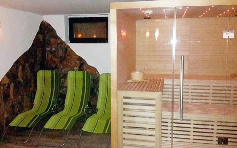 V ceně pobytu je i vstup do sauny
