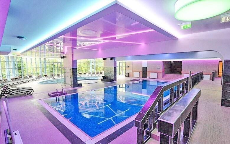 Stylový bazén vás rozhodně bude bavit