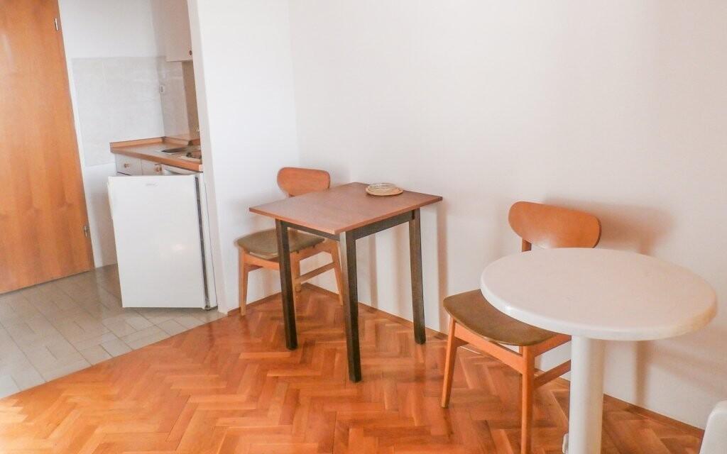 Máte možnost připlatit si za pokoj s kuchyňkou