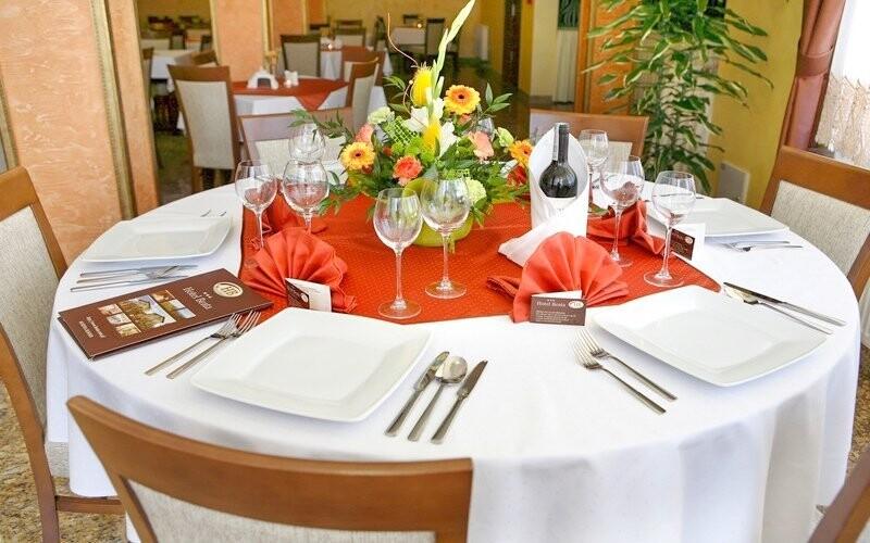 V restauraci ochutnáte regionální speciality