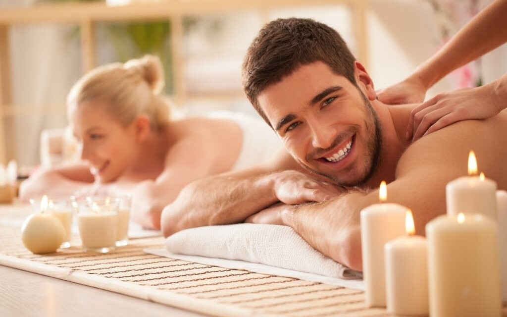 U masáží zapomenete na každodenní stres