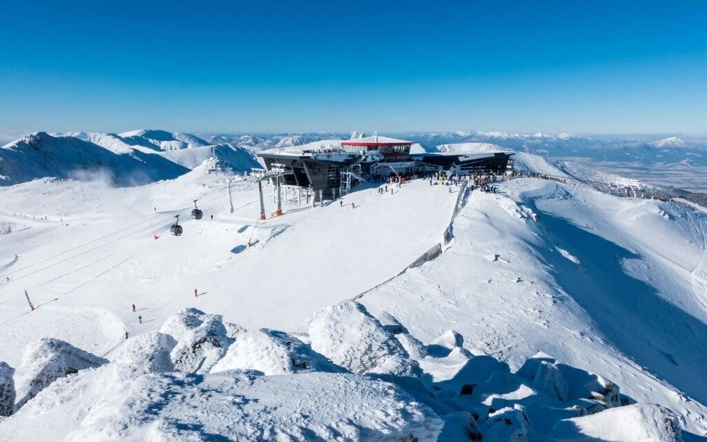 Vyrazte lyžovať treba na Chopok