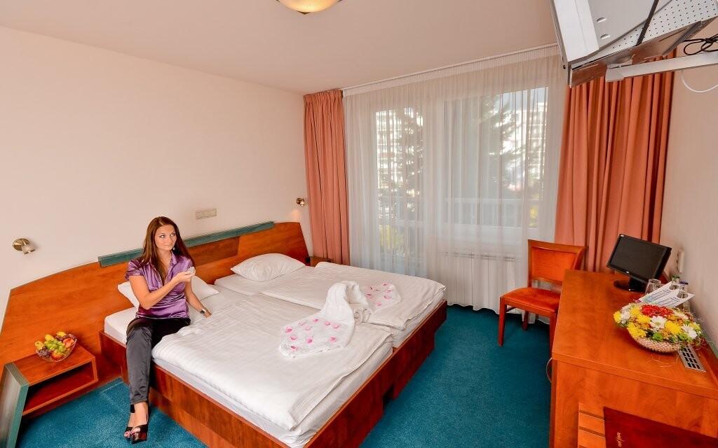 Ubytováni budete v pohodlných pokojích