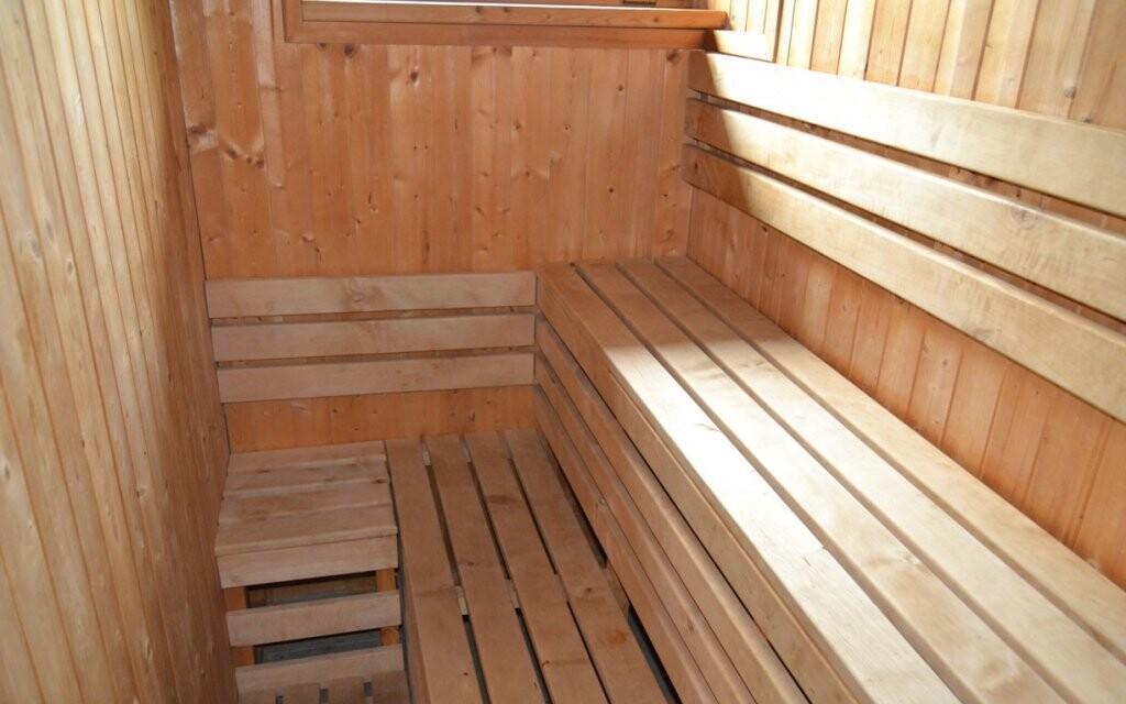 Varianty s wellness majú aj vstup do sauny