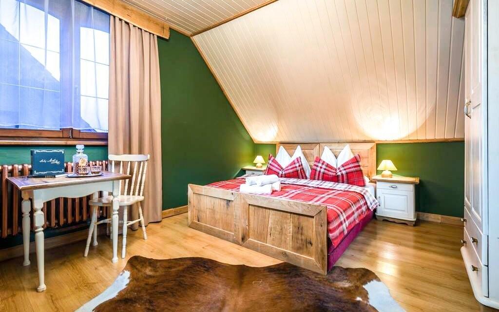 Užijte si ubytování ve Vila House Family v Popradu
