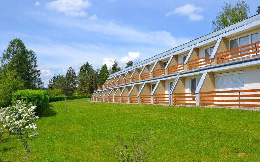 Užijte si dovolenou v hotelu Fontána