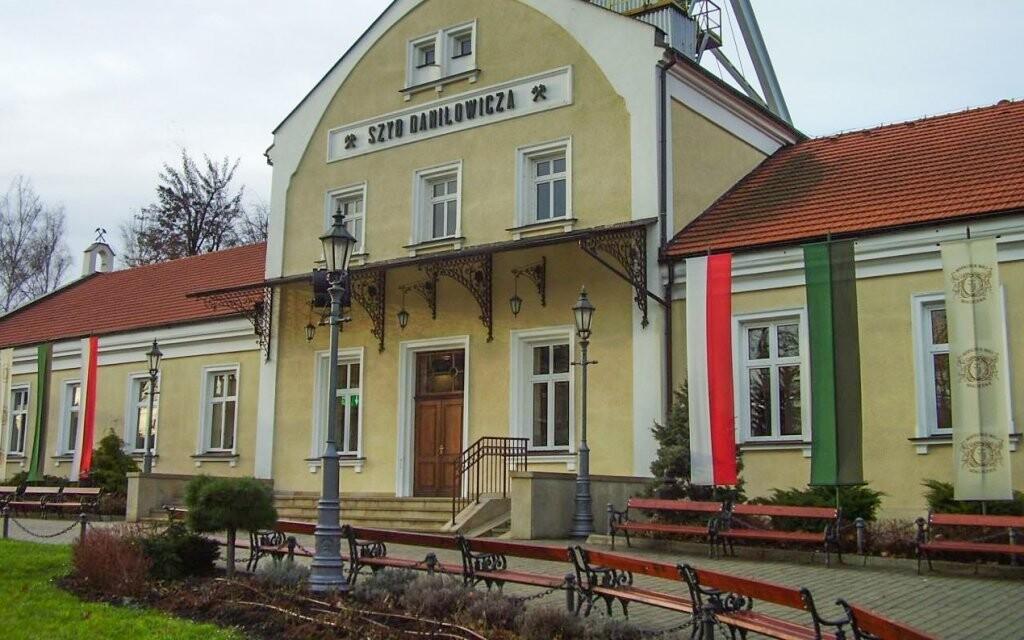 Vstupte do solného dolu Wieliczka