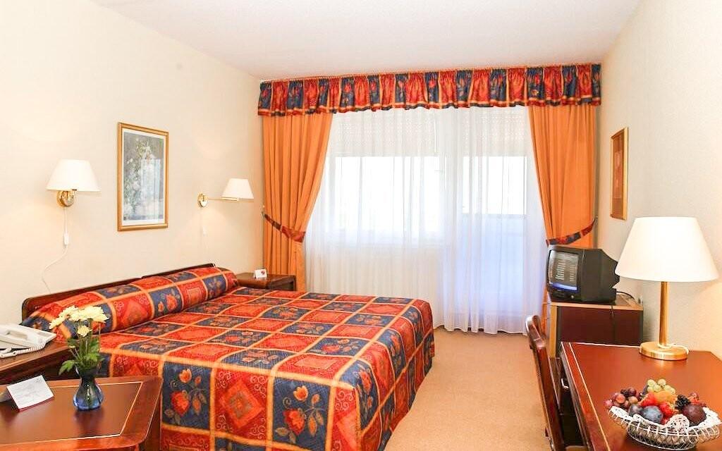 Komfortní pokoje ve 3* standardu