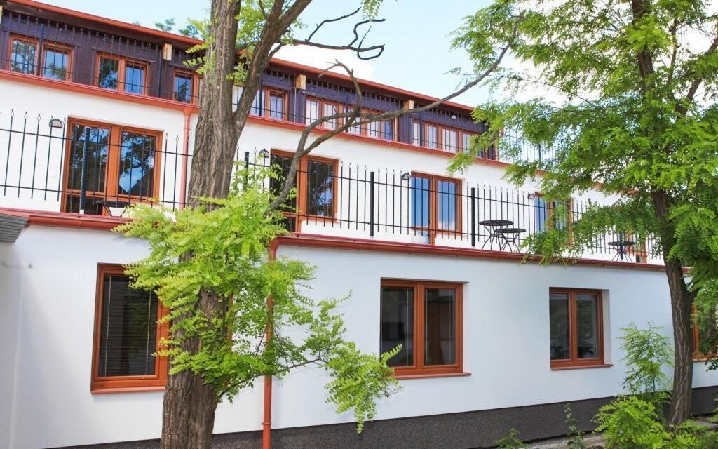 Další Hotelový dům nese jméno Kaskáda