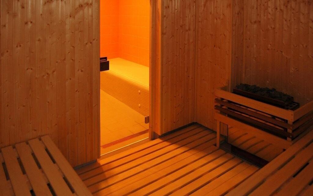 Prehrejete sa v saune