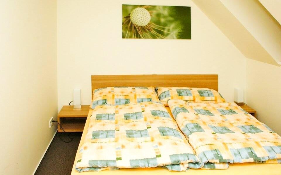 Ubytujete sa v pohodlných apartmánoch
