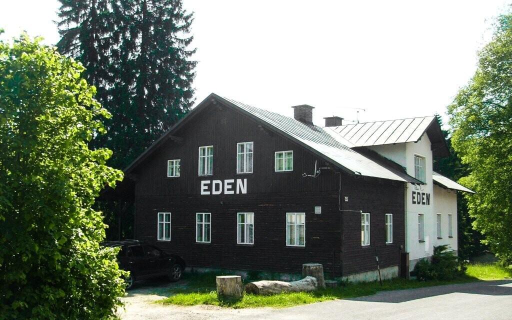 Pension Eden najdete v oblíbeném horském městečku