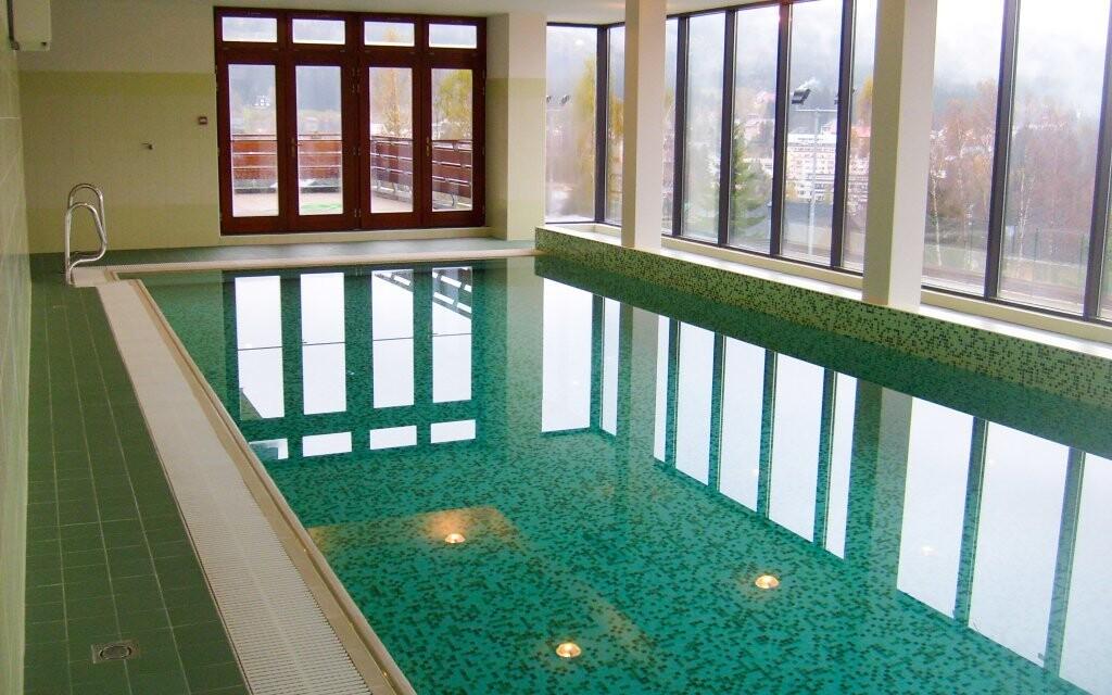 Využijte slevu na vstup do bazénu
