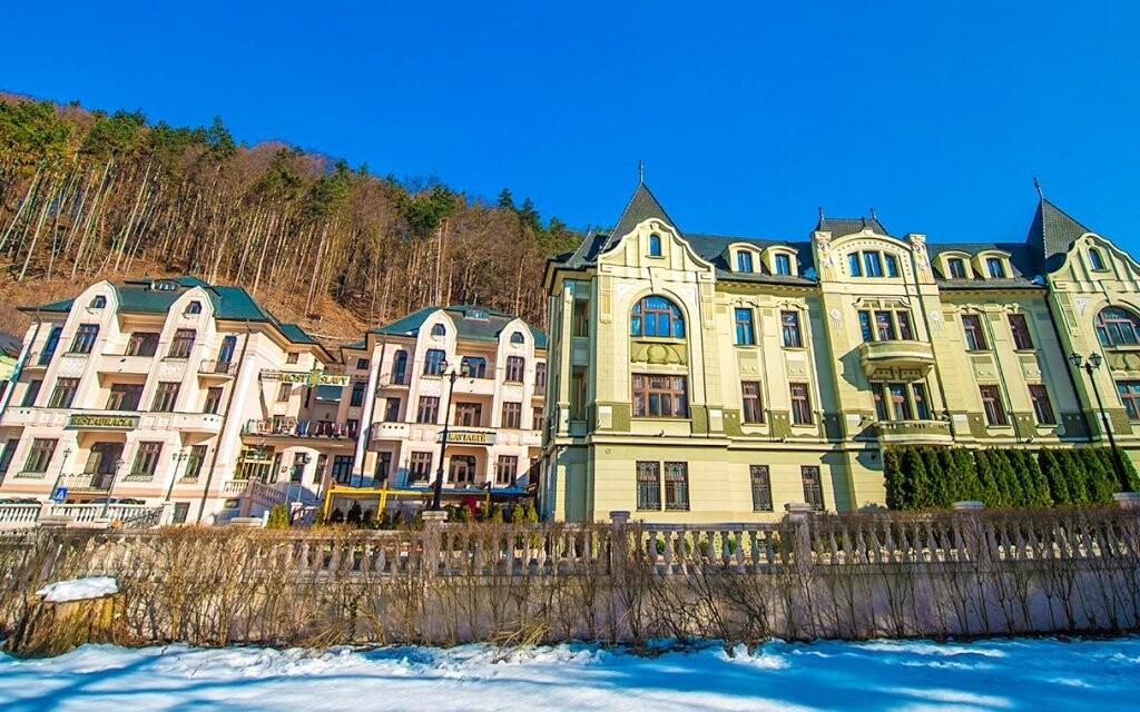 Hotel Most slávy navštívilo již mnoho slavných osobností