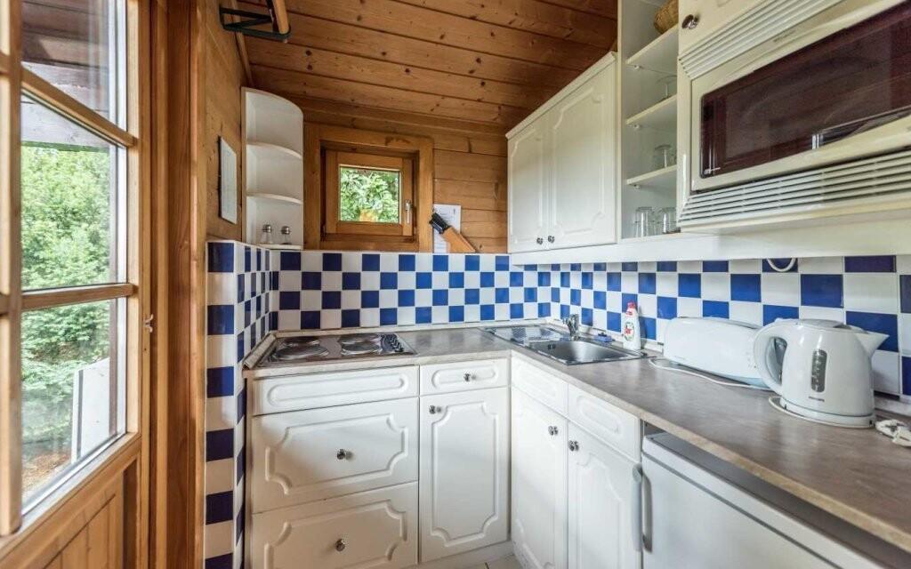 Nechybí vlastní kuchyňka